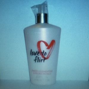 Victoria's Secret Accessories - Victoria's Secret Love to Flirt Body Lotion 8.2 oz