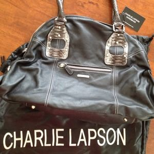 Handbags - 💥❗️ CLEARANCE ❗💥Charlie Lapson bag