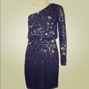 Adrianna Papell Dresses & Skirts - Adrianna Papell Sequined Dress