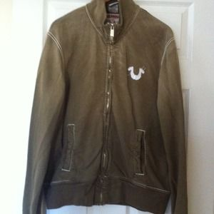True Religion Denim - REDUCED True Religion men's jacket