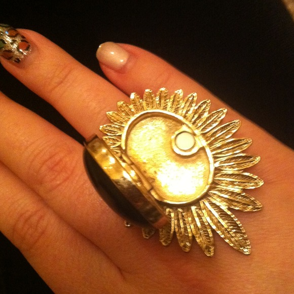 House of Harlow 1960 Jewelry - SOLD House of Harlow Statement Ring! NWT! 3