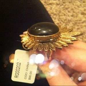 House of Harlow 1960 Jewelry - SOLD House of Harlow Statement Ring! NWT! 1