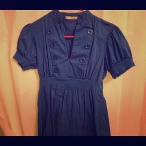 Dresses & Skirts - Cute blue dress