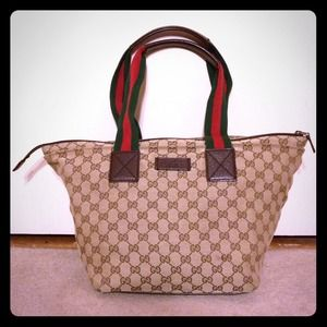 Gucci Handbags - GUCCI HANDBAG