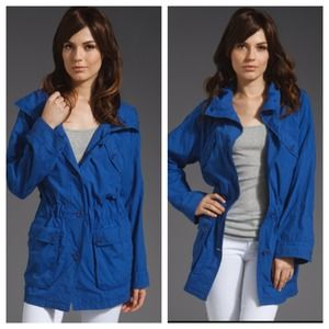 Juicy Couture Jackets & Blazers - WORN ONCE juicy couture anorak/ parka style jacket