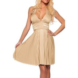 Dresses & Skirts - LAST ONE! Gold Cocktail Dress