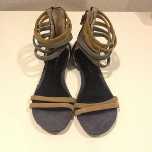 Rebecca Minkoff Shoes - Rebecca Minkoff Spring 2013 sandals size 7