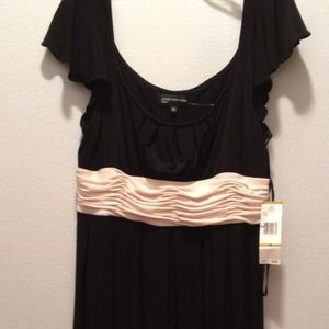 Dresses & Skirts - black and white dress with tags