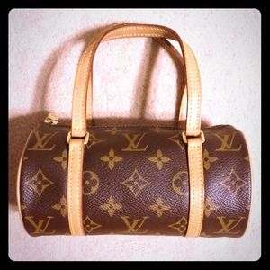 Louis Vuitton Handbags - LOUIS VUITTON MONOGRAM PAPILLON 19 BAG