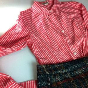Michael Kors Tops - Michael Kors Striped Blouse
