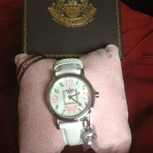 Juicy Couture Jewelry - HOLD for tammiejones10 Juicy Couture watch