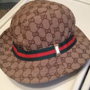 Authentic Gucci Hat small