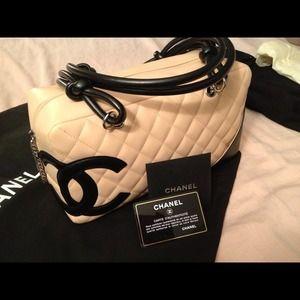 """Chanel """"Ligne Cambon"""" Shopper"""