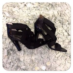 **RESERVED** Jessica Simpson Bandage Heels