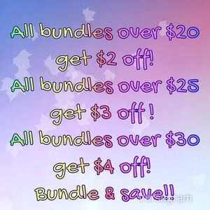 Other - I have great prices!!! 👌