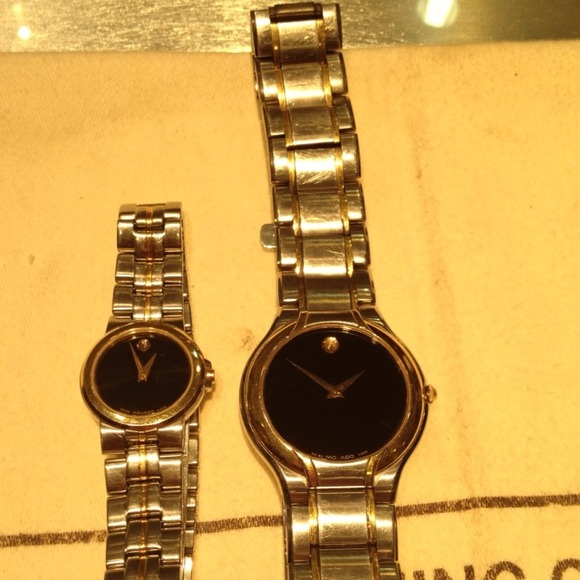 His And Hers Watch Sets >> His And Hers Movado Watches