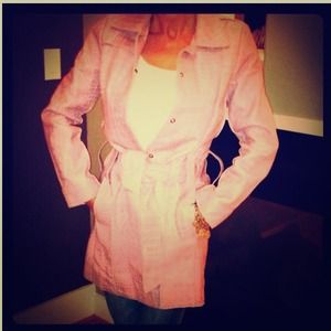 🎁ON SALE🎁!!Genuine pink leather coat. THE BEST!!