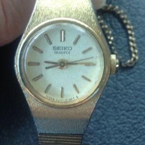 Accessories - Seiko watch