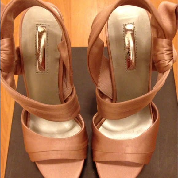 Shoes - Never been worn H by Halston Heels