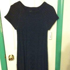 sweater dress NWT SIZE small