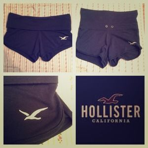 Hollister Other - Hollister navy shorts