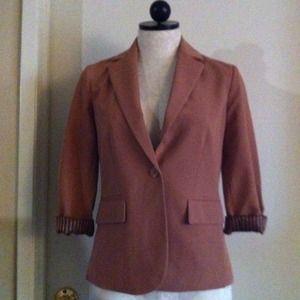 Career jacket/blazer