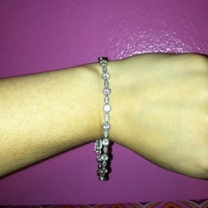 Accessories - Bundlle Real Silver 925 bracelet