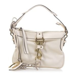 Chloè shoulder bag with horse charm.