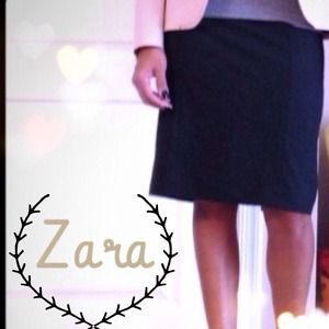 Zara Dresses & Skirts - ❌SOLD❌Zara Pencil Skirt