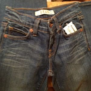 J Brand Denim - Sold nwt:blue jeans for young girl
