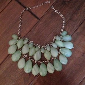 Beautiful double strand necklace
