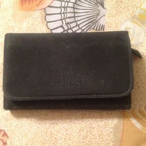 Clutches & Wallets - Black wallet