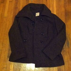 Jackets & Blazers - Reduced Brown Coat size L