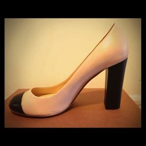 Brand new!! J.Crew Etta Cap Toe Pump