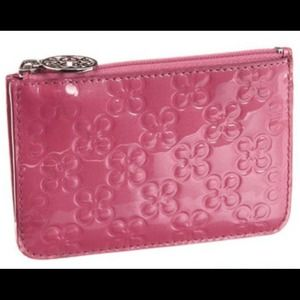 🌸SALE🌸  💯% COACH- Embossed Patent Leather 👛