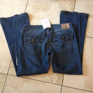 True Religion Denim - True religion joey dark hollow 1st edition ltd Ed