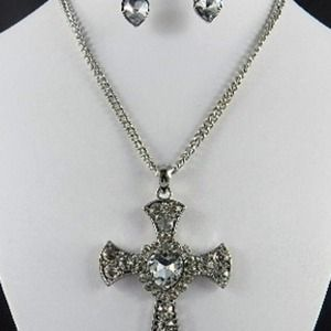 Accessories - Cross Necklace