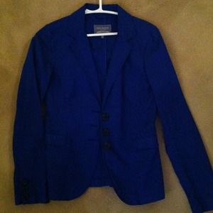 Madewell Jackets & Blazers - New haven royal blue blazer