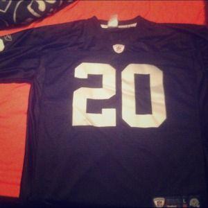 Darren McFadden Raiders Jersey only worn once