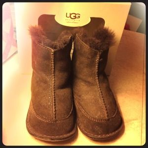 UGG Boots - ❌❌sold❌❌Authentic Toddler Dark Chocolate Uggs