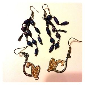 Jewelry - BUNDLE earrings