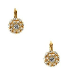 kate spade Jewelry - Kate Spade Putting on the Ritz Leverbacks