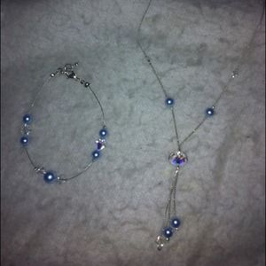 Jewelry - ✂Reduced✂Necklace and bracelet set