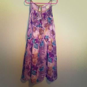 Dresses & Skirts - Flowered Dress!