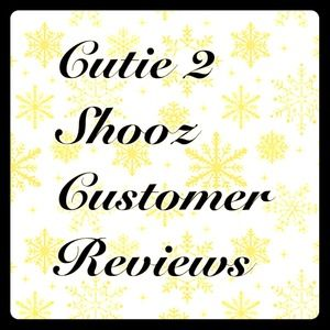 Coach Shoes - Please leave a review of your buying experience!!