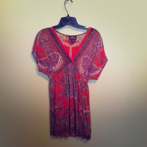 Dresses & Skirts - Kimono- Style Dress!