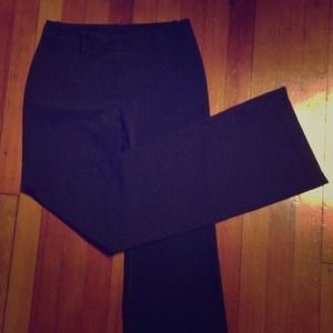 JUST REDUCED AGAIN Chocolate Brown Express Pants