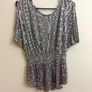 Tops - Tribal top