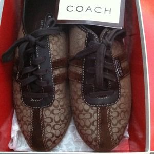 Shoes - Coach