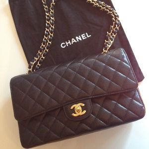 CHANEL Handbags - SOLD SOLD Chanel 2.55 M/L double flap bag